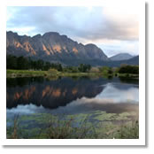 La Bourgogne Farm Riverside Cottages Franschhoek