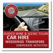 Winelands Experience Car Hire Transfers