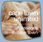 Get A Massage In Cape Town