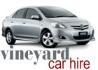 Vineyard Car Hire