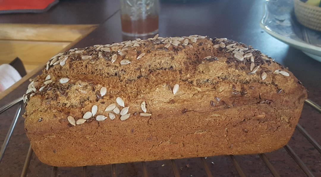 Buckwheat Bread Revolution Baking in Franschhoek